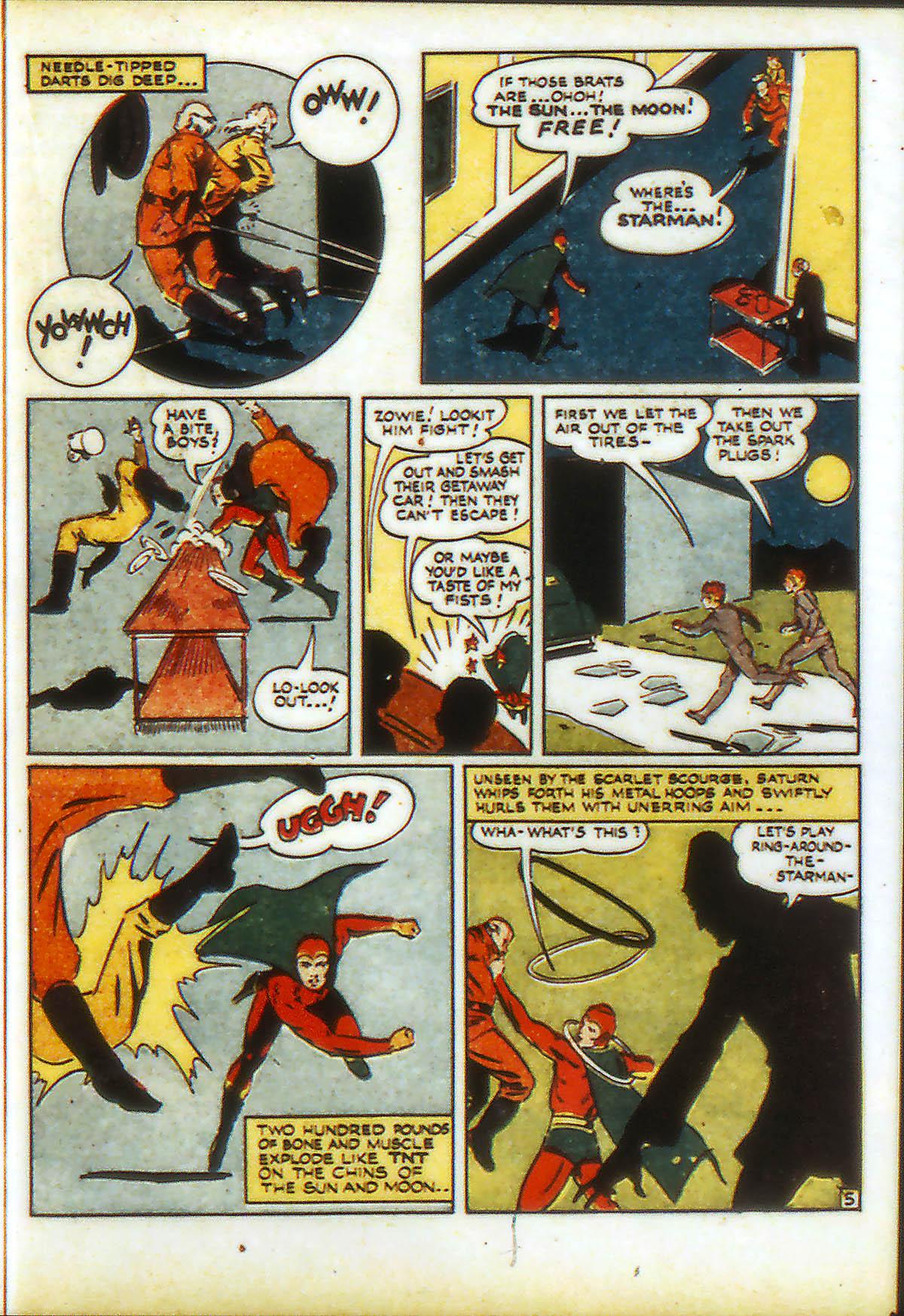 Read online Adventure Comics (1938) comic -  Issue #89 - 33