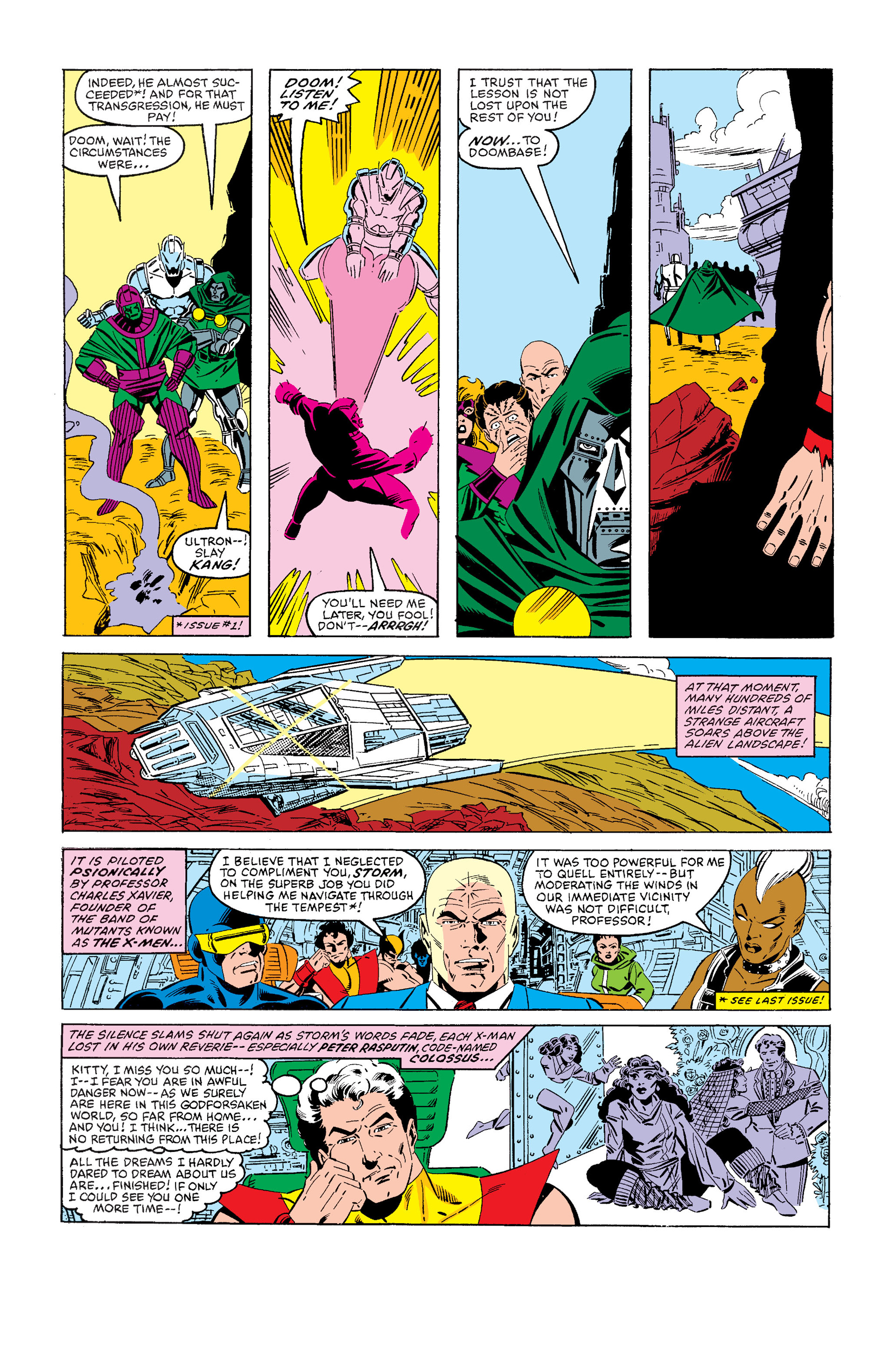 Read online Secret Wars (1985) comic -  Issue #4 - 13