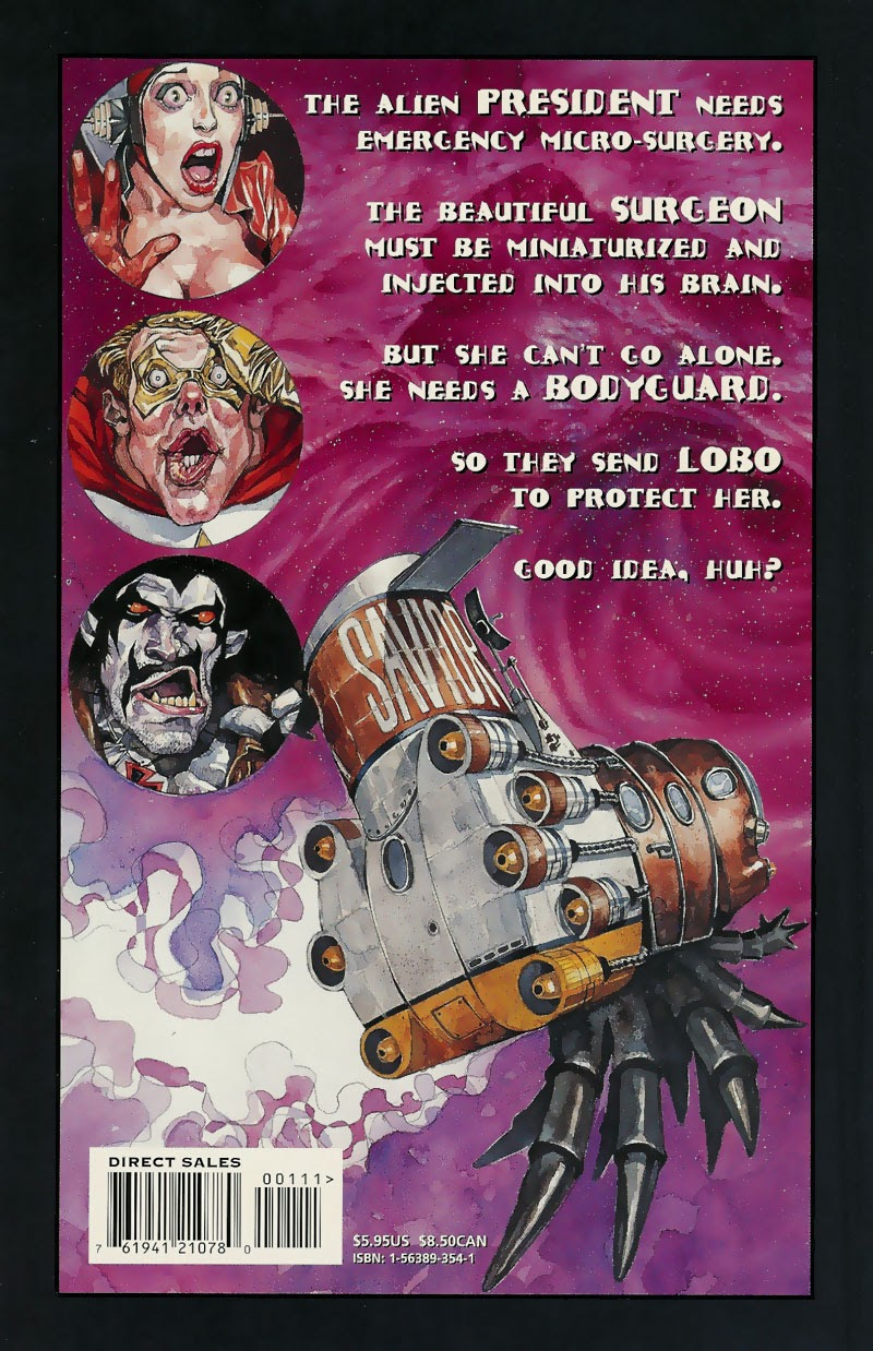 Lobo: Fragtastic Voyage issue Full - Page 50