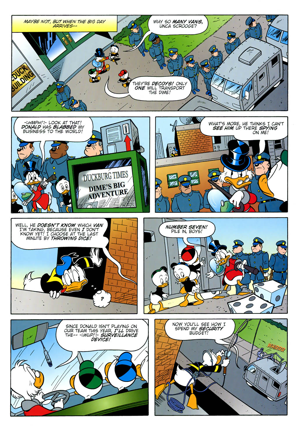 Read online Uncle Scrooge (1953) comic -  Issue #321 - 55
