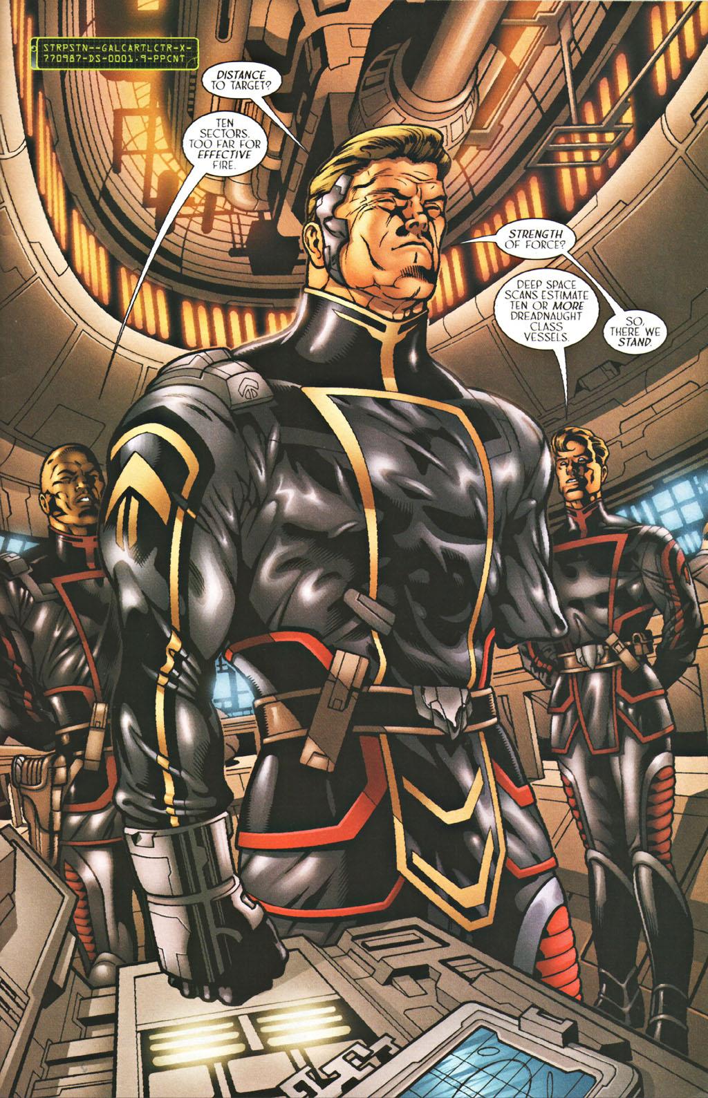 Read online Sigil (2000) comic -  Issue #40 - 3