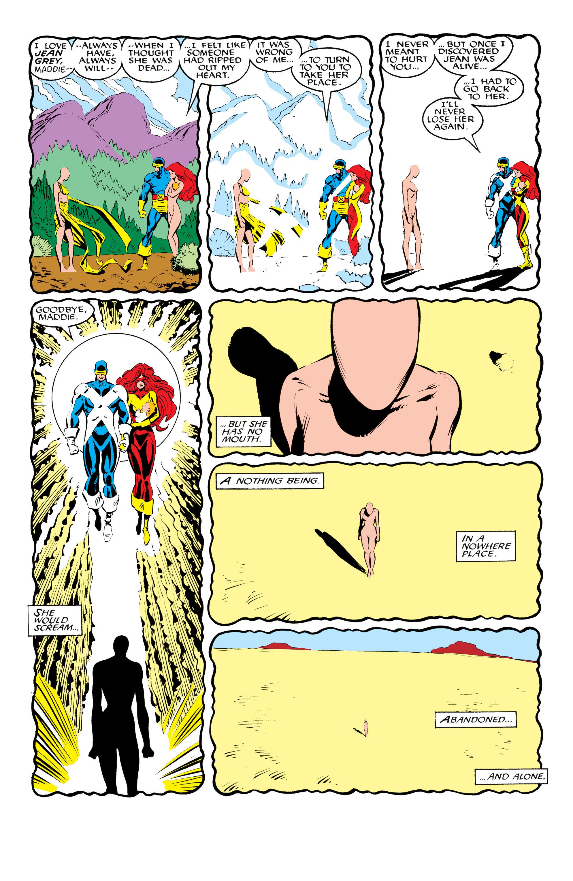 Read online Uncanny X-Men (1963) comic -  Issue #233 - 19