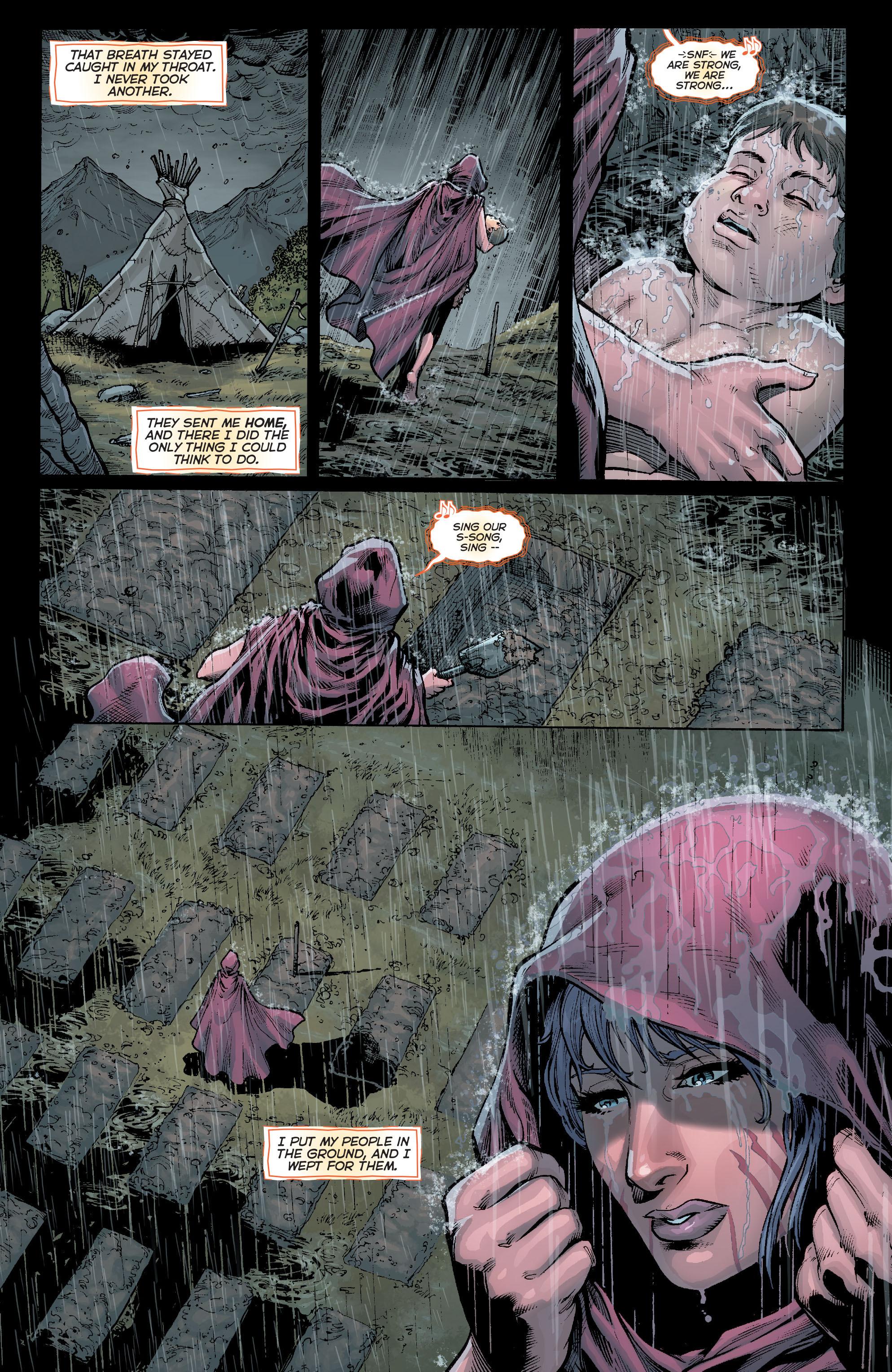 Read online Trinity of Sin: Pandora comic -  Issue #1 - 7
