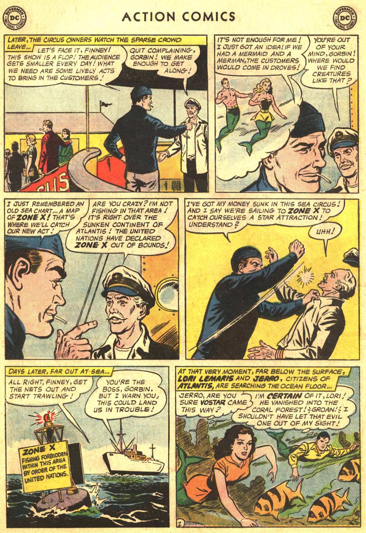 Read online Action Comics (1938) comic -  Issue #302 - 17