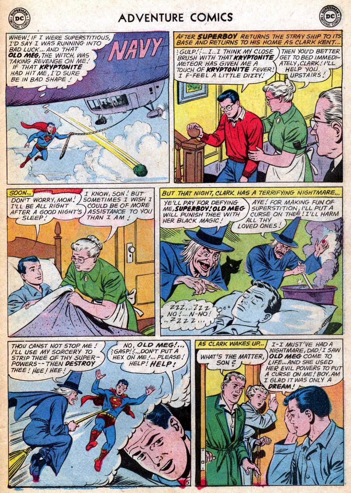 Read online Adventure Comics (1938) comic -  Issue #286 - 7