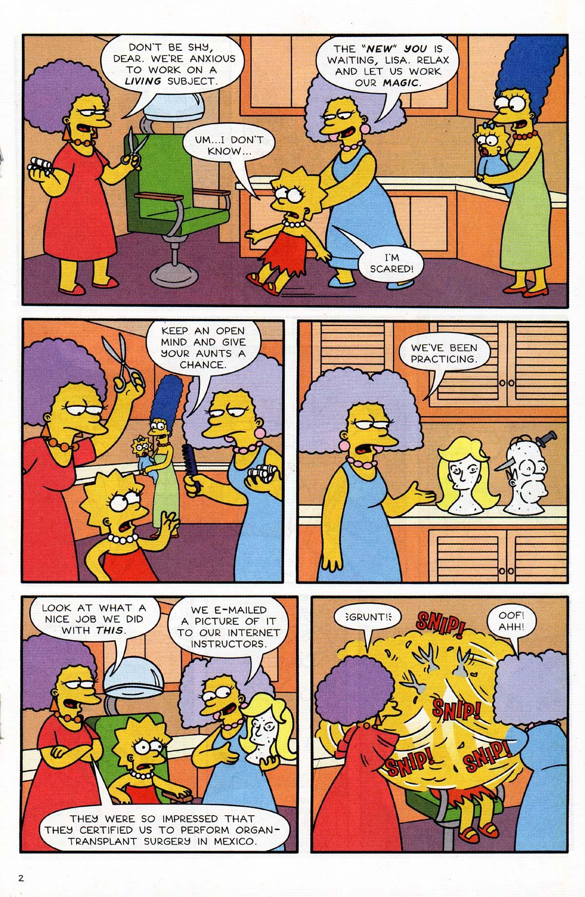 Read online Simpsons Comics Presents Bart Simpson comic -  Issue #15 - 19
