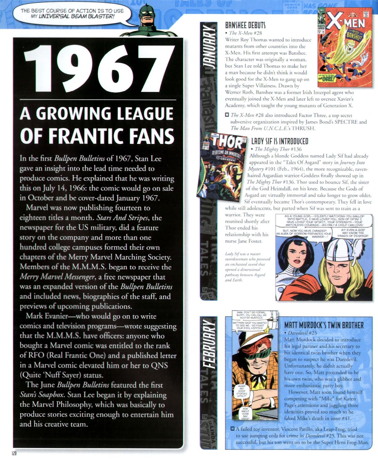 Read online Marvel Chronicle comic -  Issue # TPB (Part 2) - 19