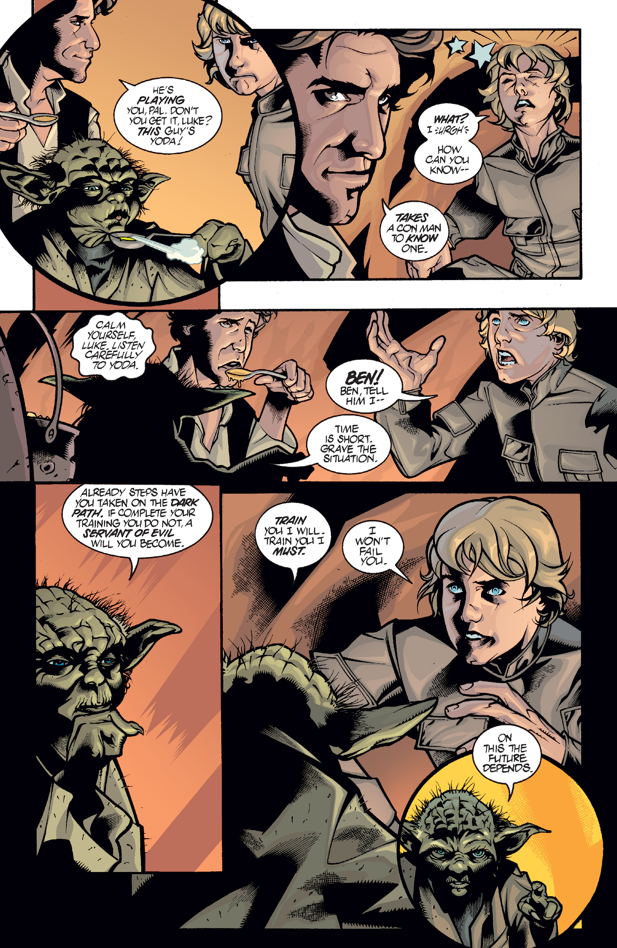 Read online Star Wars Omnibus comic -  Issue # Vol. 27 - 38