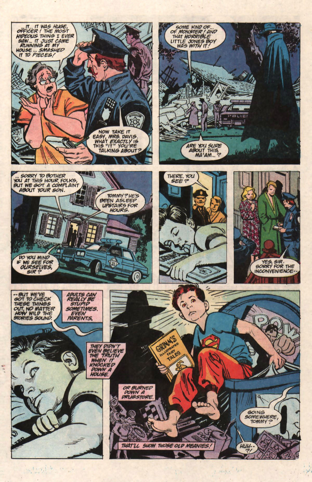 Read online Action Comics (1938) comic -  Issue #641 - 35