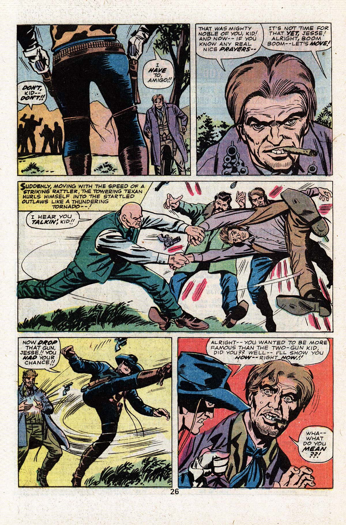 Read online Two-Gun Kid comic -  Issue #125 - 28