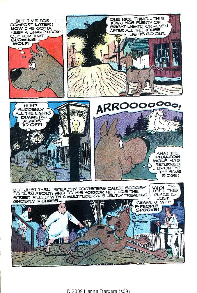 Read online Scooby-Doo... Where Are You! (1970) comic -  Issue #15 - 11