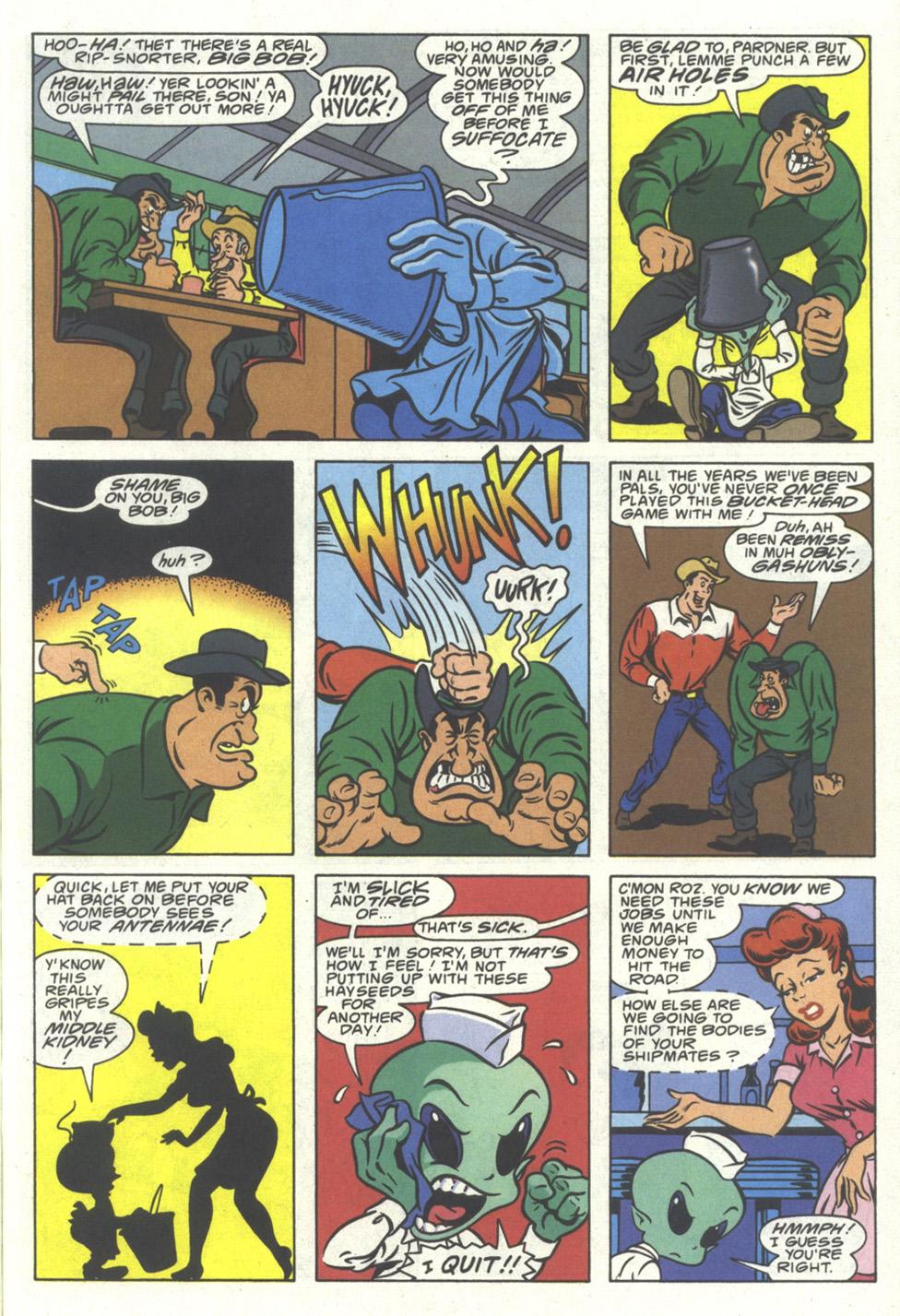 Read online Simpsons Comics comic -  Issue #21 - 28