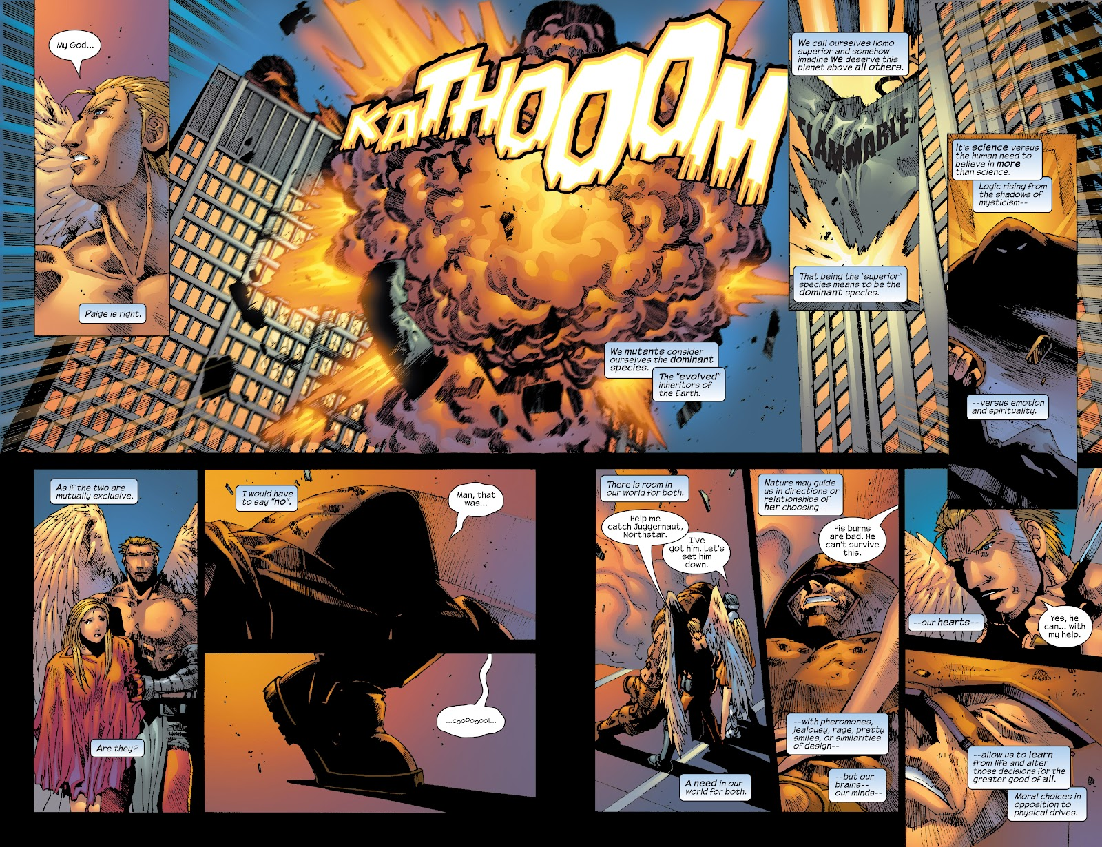 Read online X-Men: Unstoppable comic -  Issue # TPB (Part 3) - 83