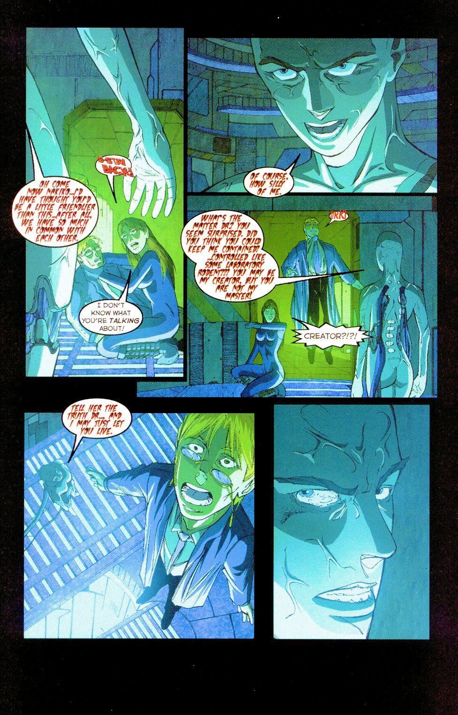 Darkminds (1998) Issue #8 #9 - English 9