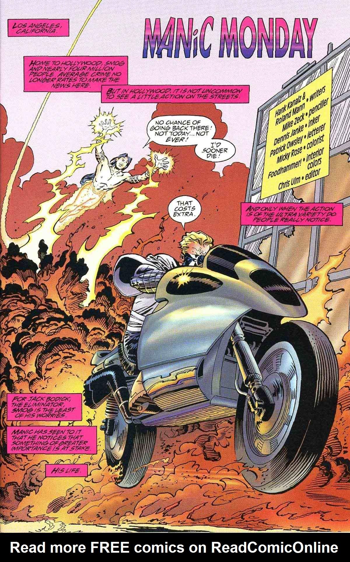 Read online Ultraverse Premiere comic -  Issue #10 - 3