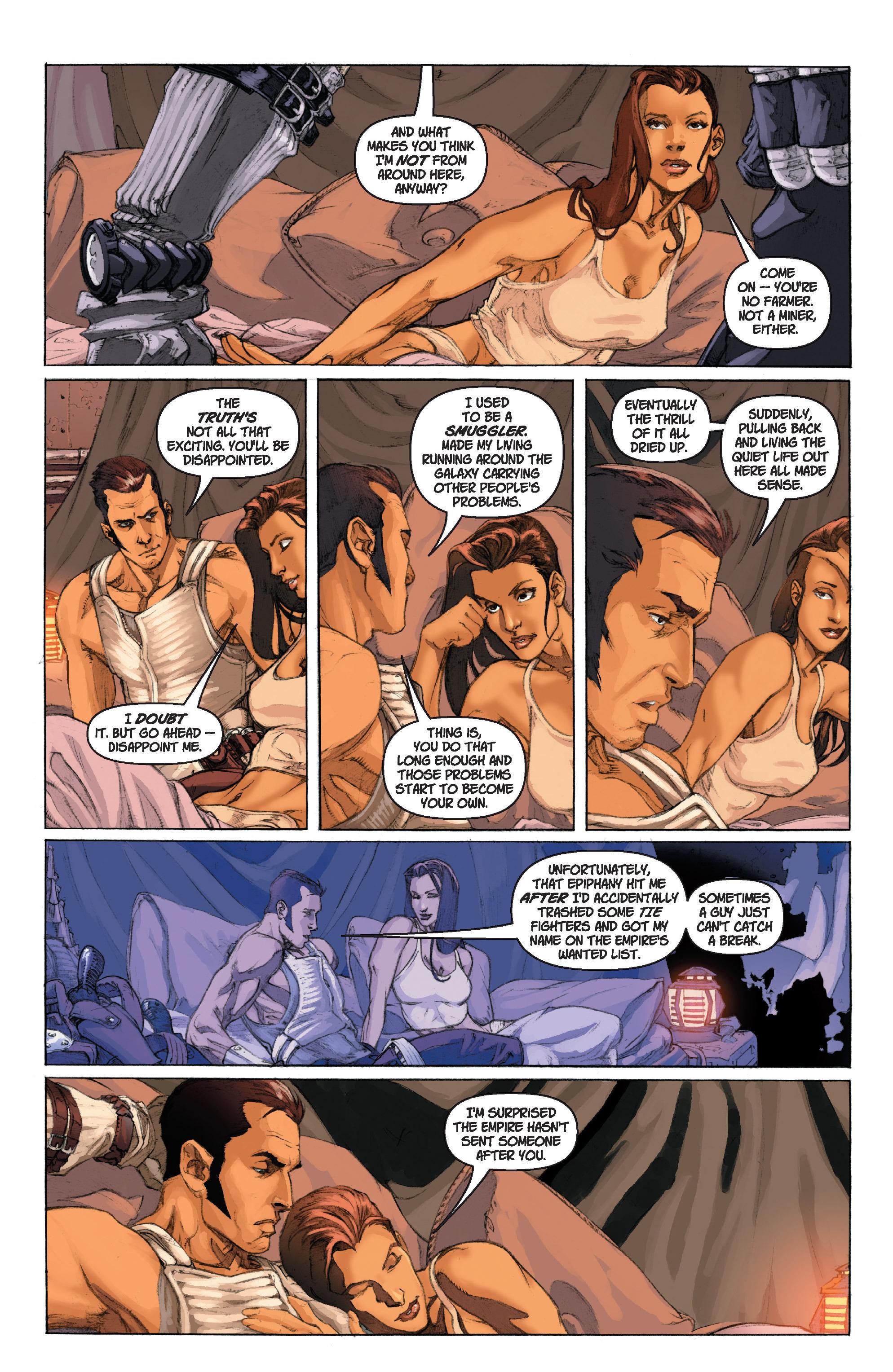 Read online Star Wars Omnibus comic -  Issue # Vol. 22 - 117