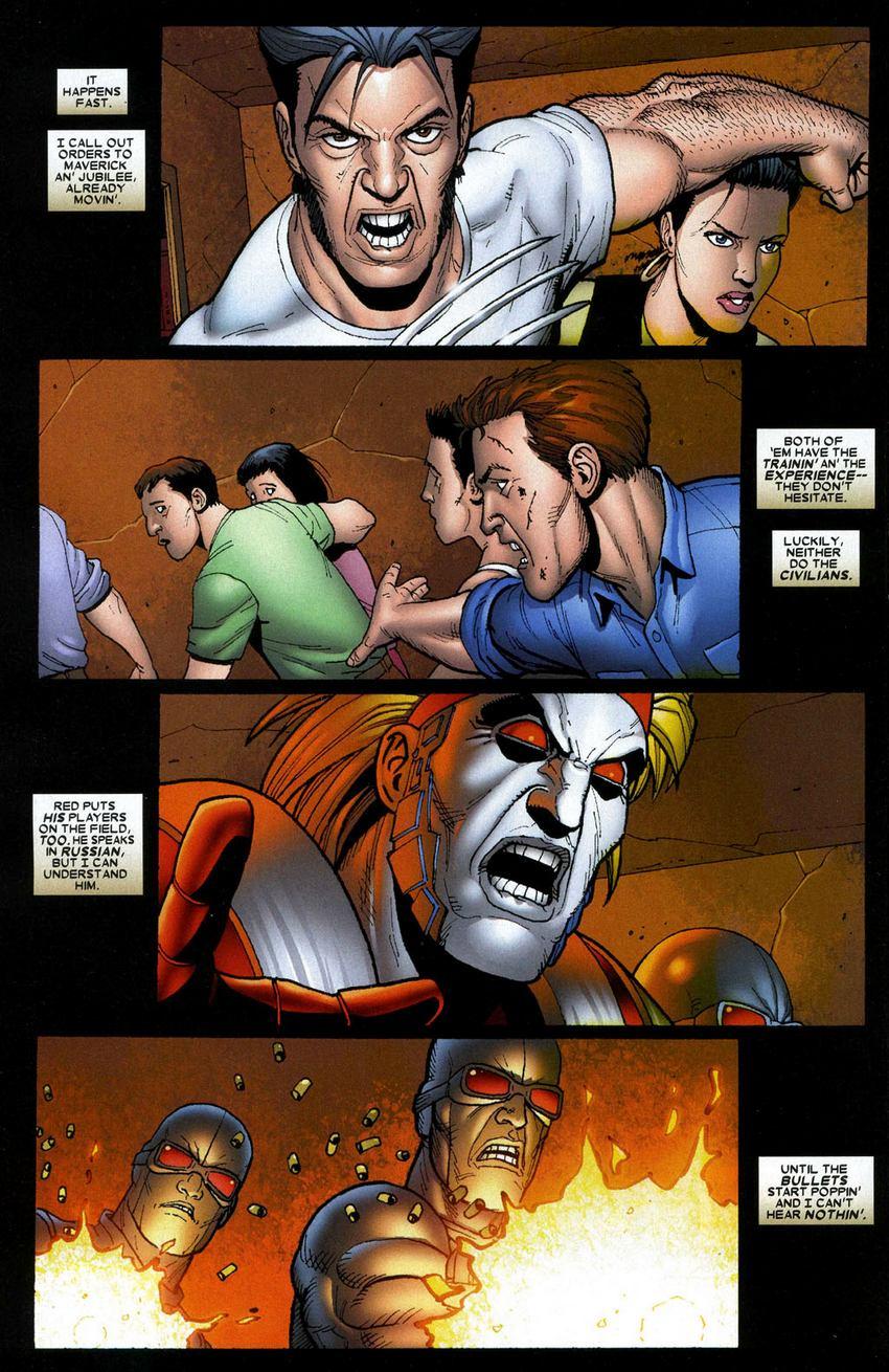 Read online Wolverine: Origins comic -  Issue #7 - 19