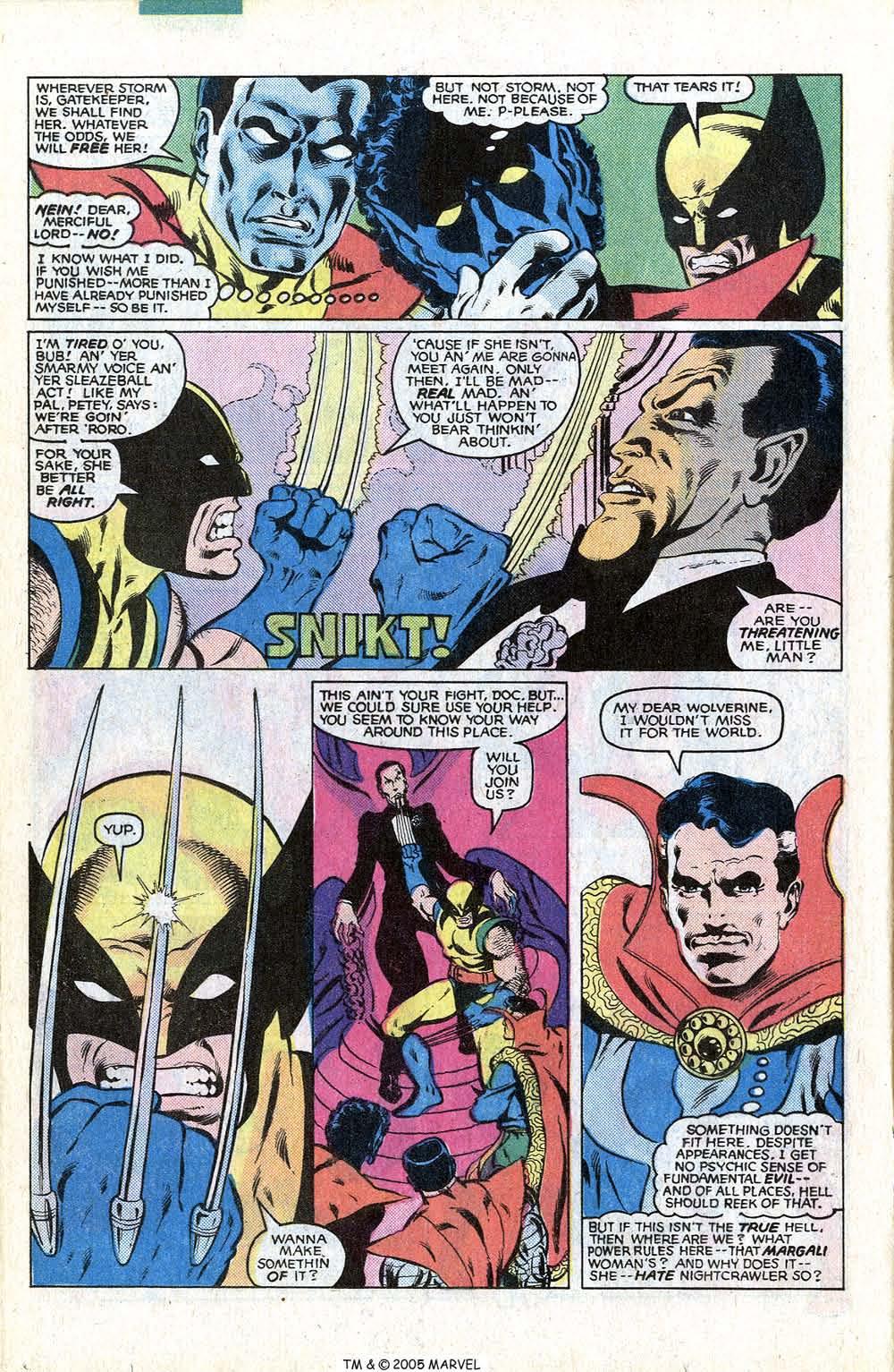 Read online Uncanny X-Men (1963) comic -  Issue # _Annual 4 - 28