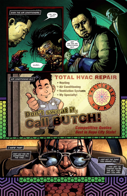 Read online Ballistic (2013) comic -  Issue #1 - 4