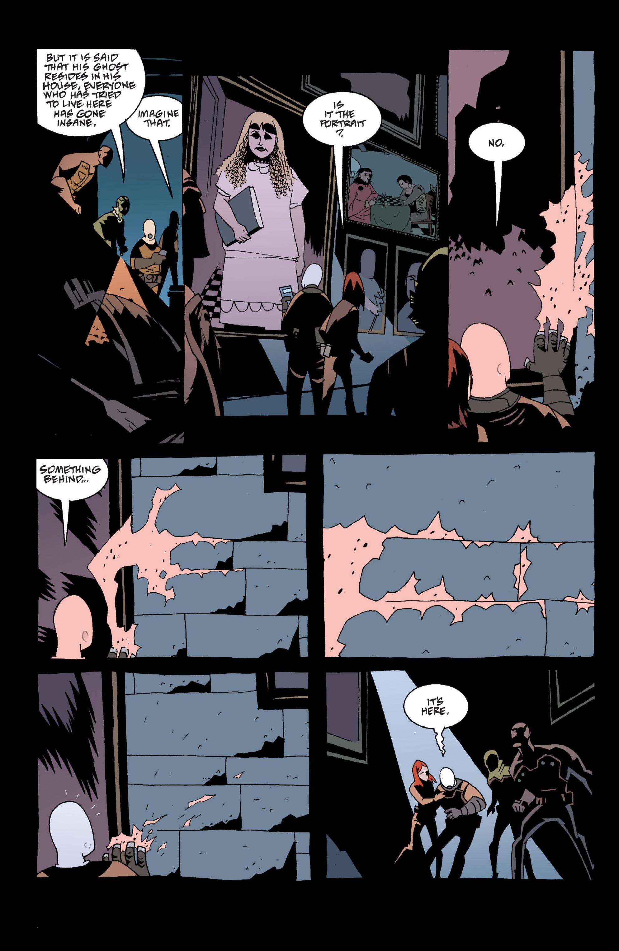 Read online B.P.R.D. (2003) comic -  Issue # TPB 2 - 16