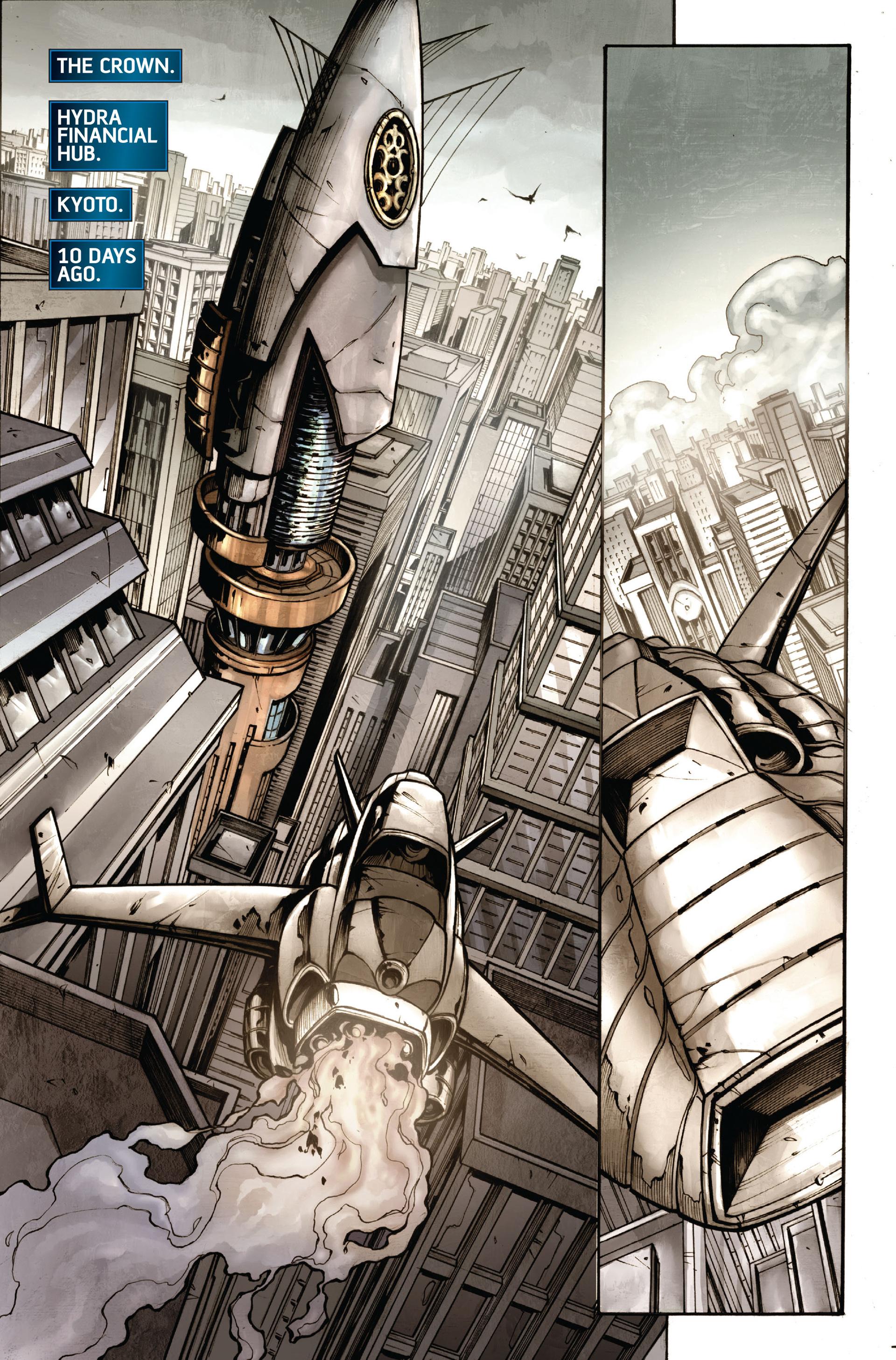 Read online Secret Warriors comic -  Issue #16 - 5