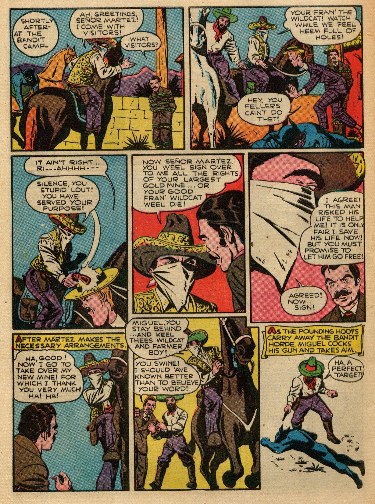 Read online Sensation (Mystery) Comics comic -  Issue #22 - 54