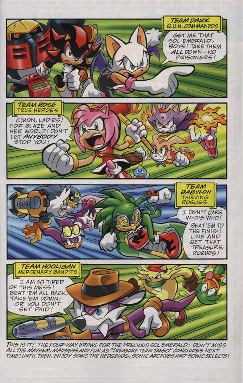 Read online Sonic Universe comic -  Issue #23 - 23