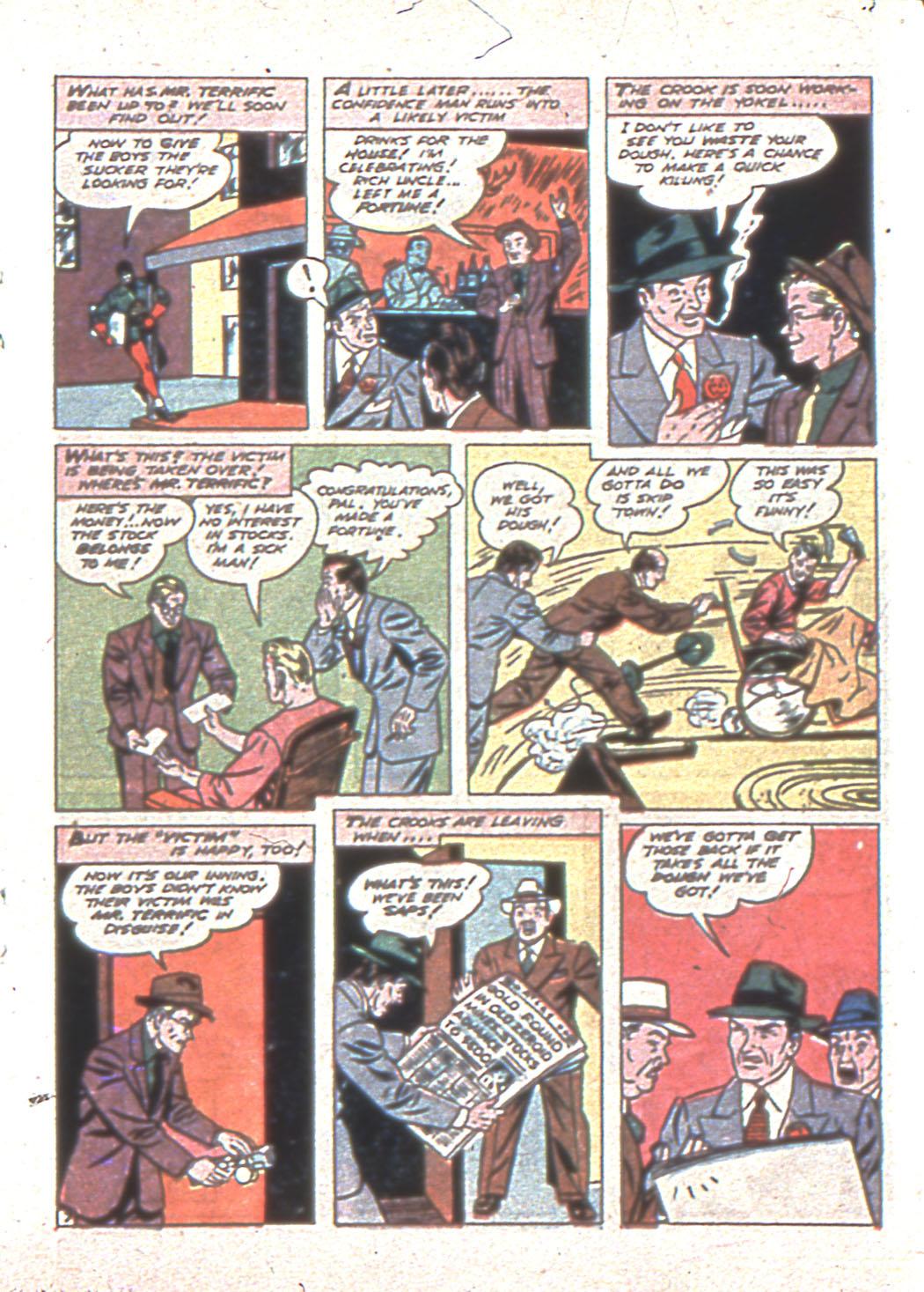 Read online Sensation (Mystery) Comics comic -  Issue #6 - 31
