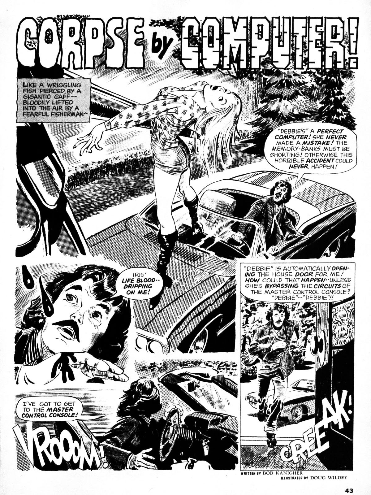 Nightmare (1970) issue 21 - Page 42