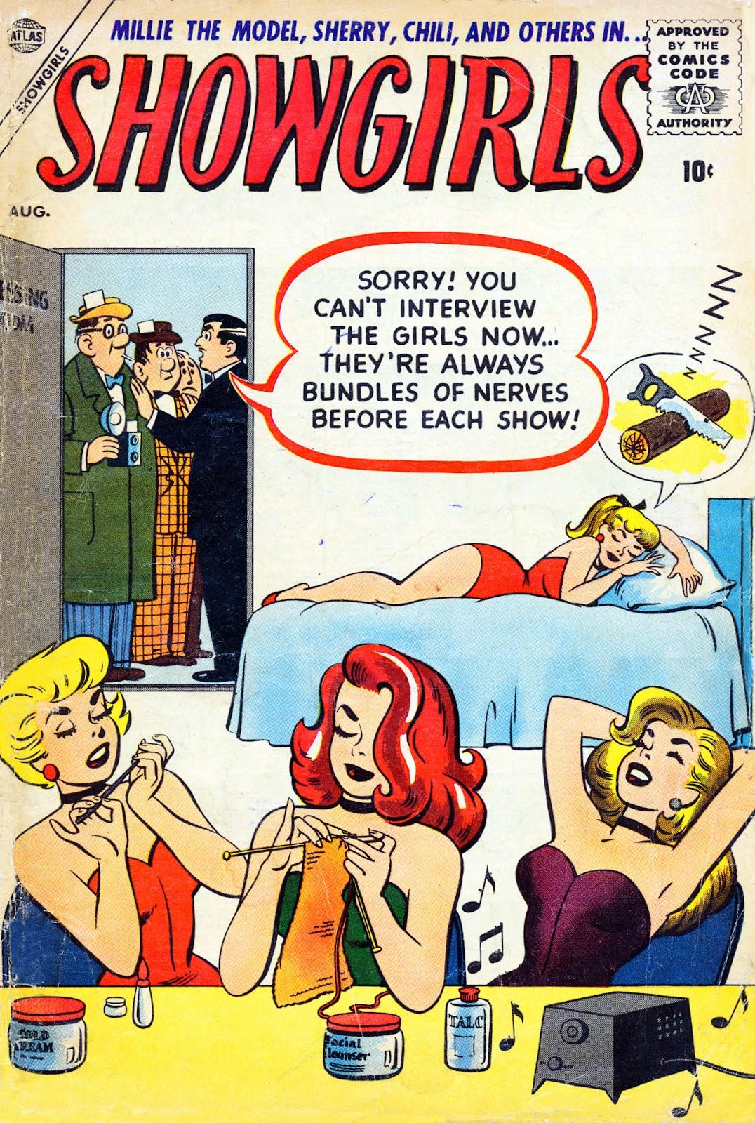 Showgirls 2 Page 1