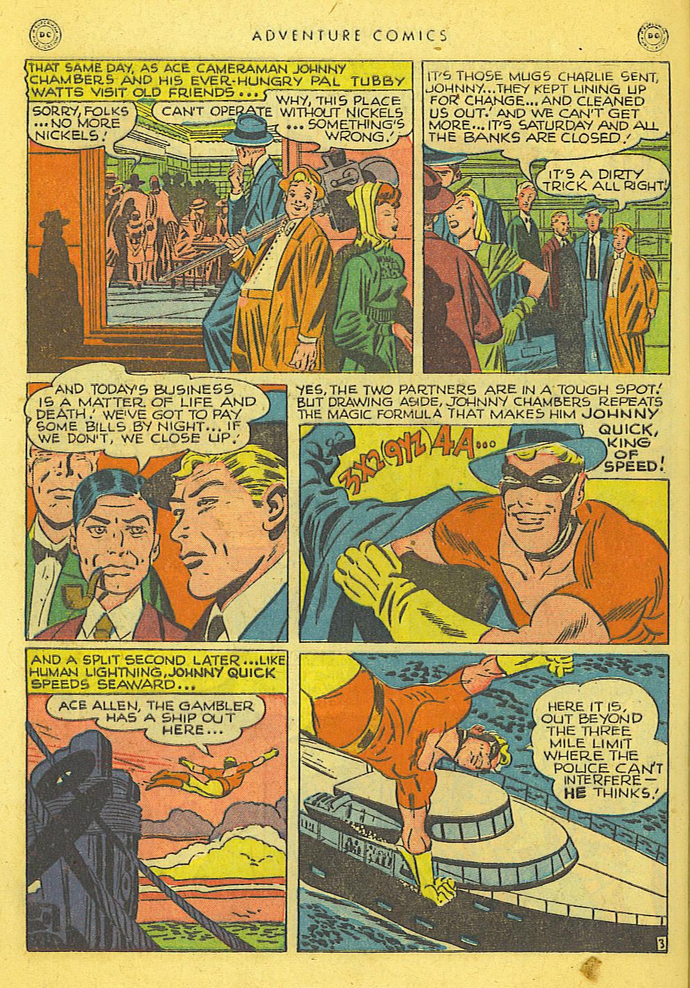 Read online Adventure Comics (1938) comic -  Issue #127 - 37