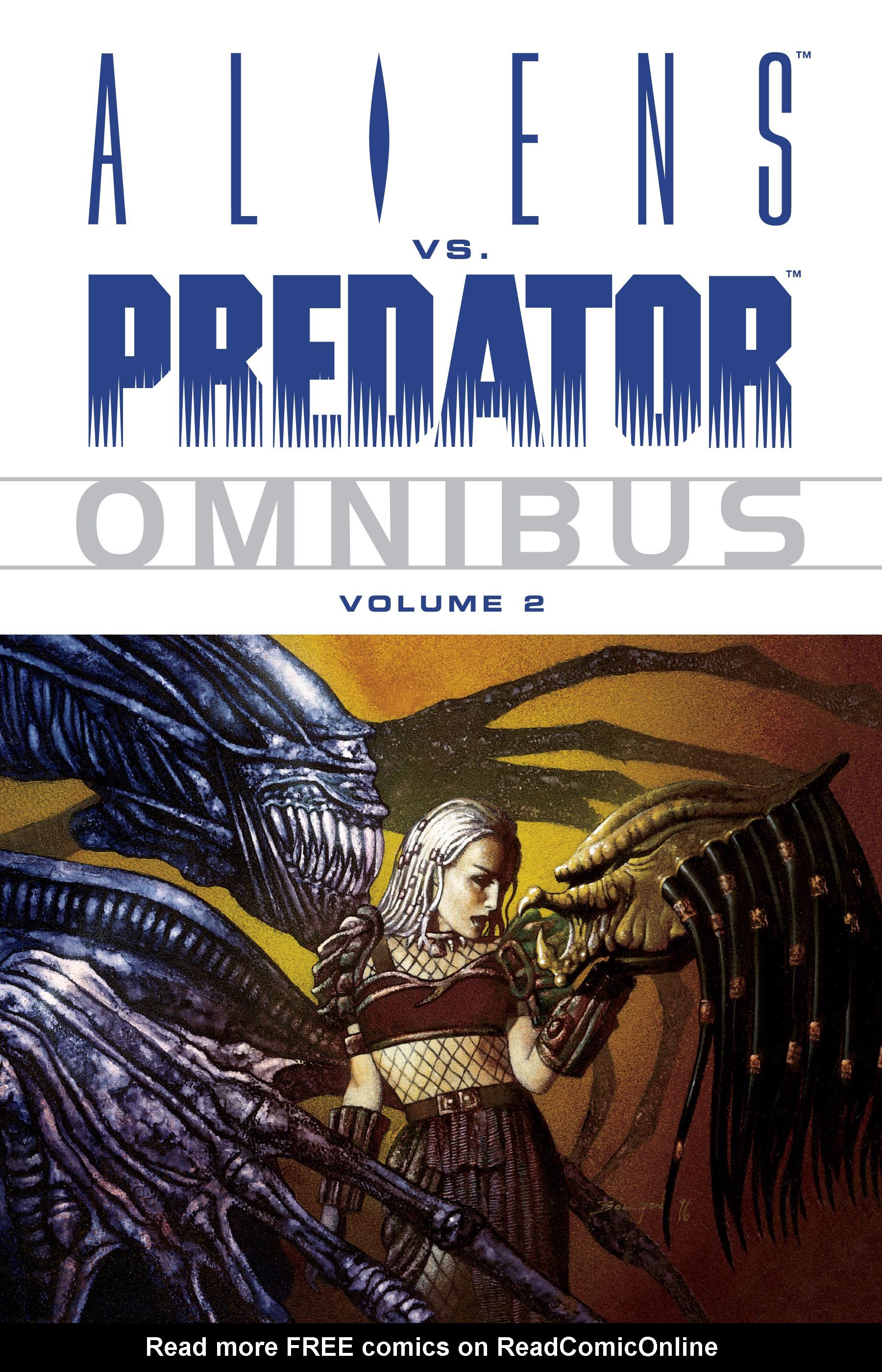 Aliens vs. Predator Omnibus _TPB_2_Part_1 Page 1