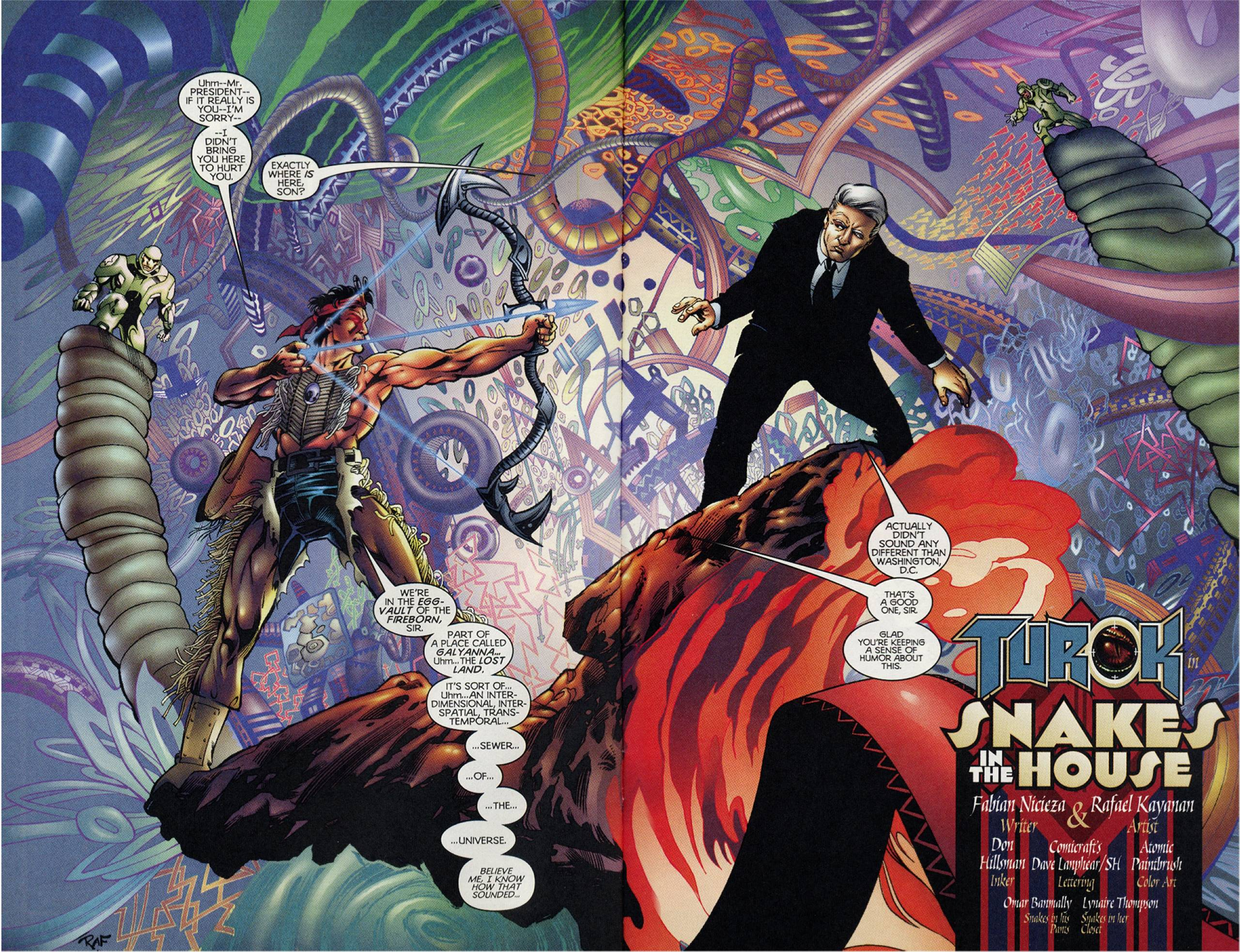 Read online Turok comic -  Issue #2 - 3