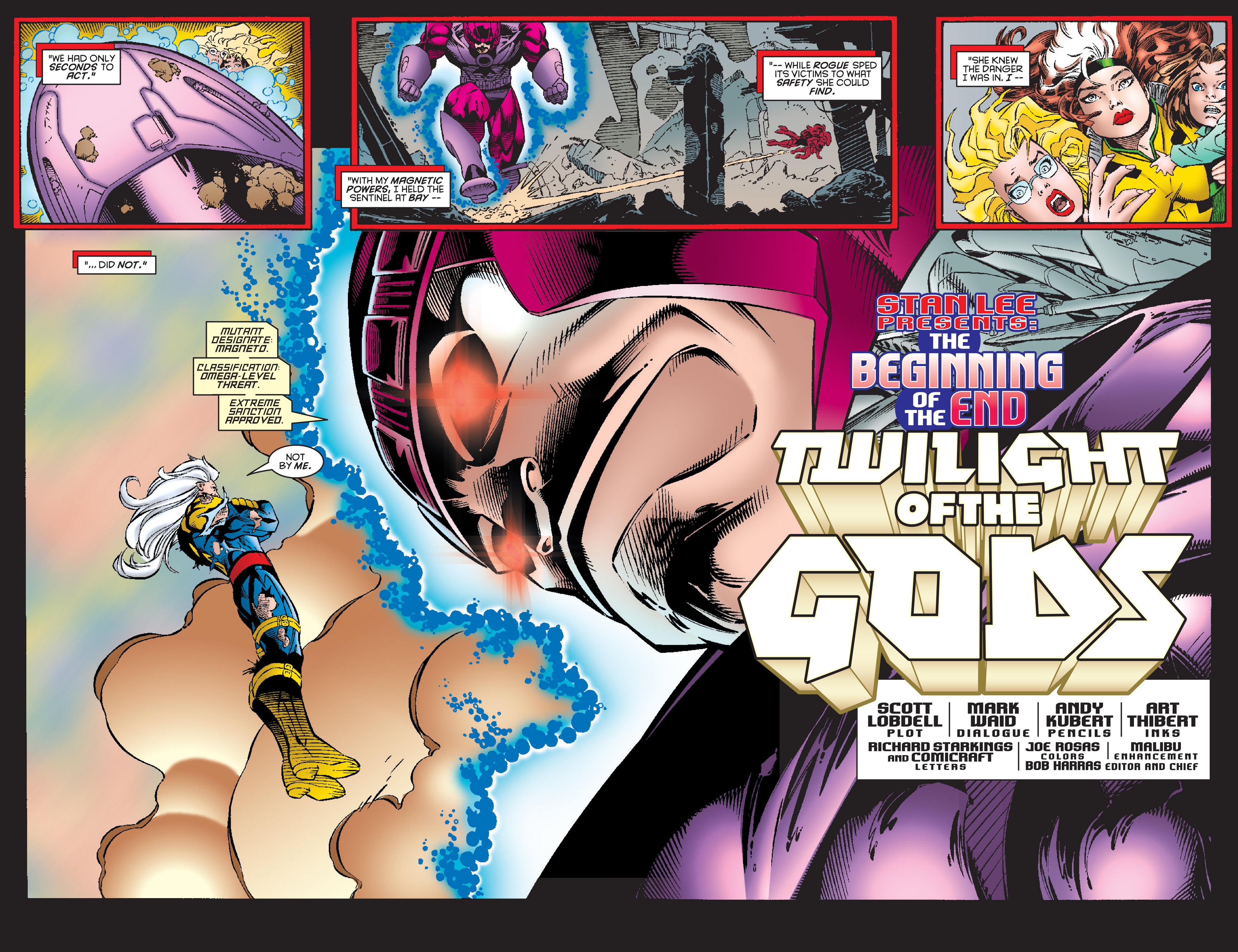 X-Men (1991) 56 Page 2