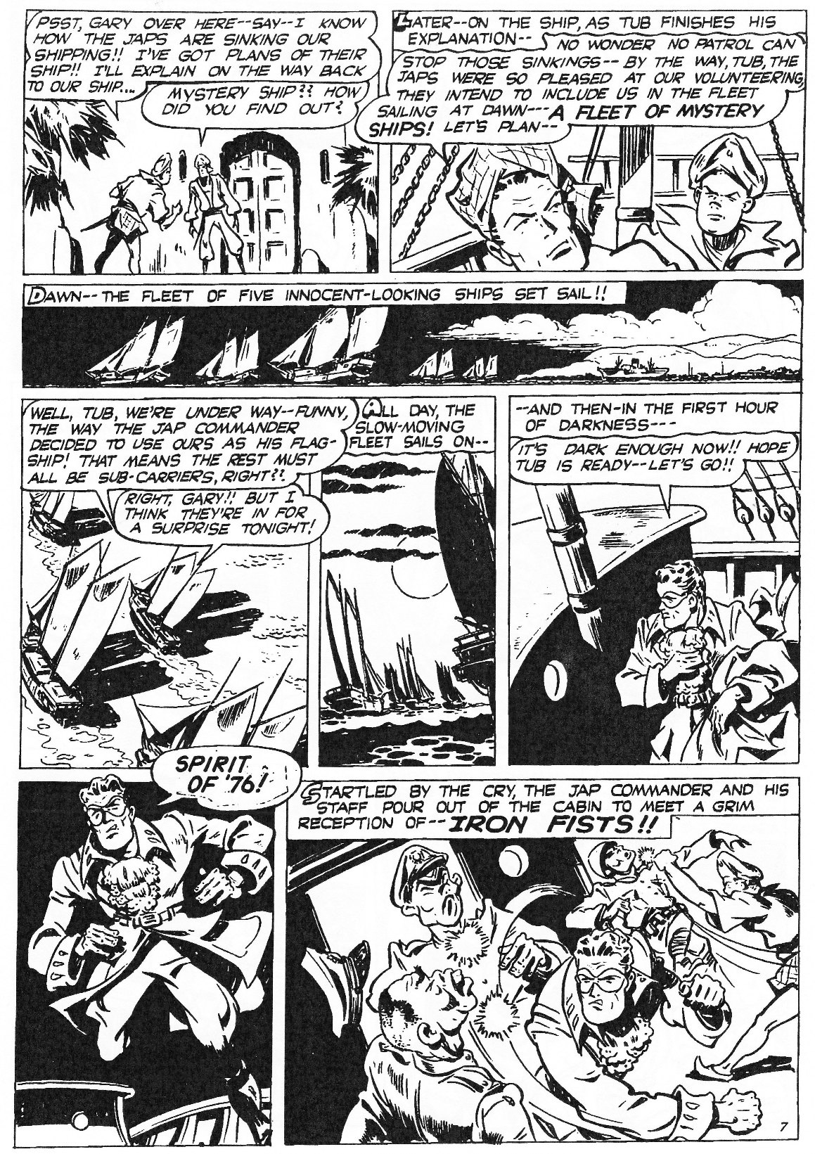Read online Men of Mystery Comics comic -  Issue #81 - 183