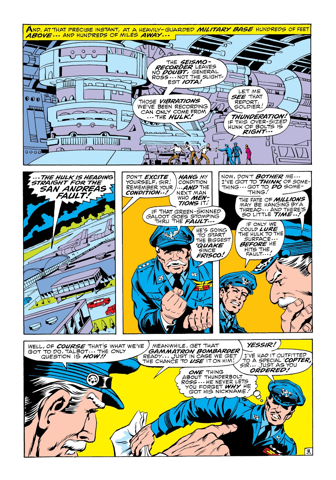 Read online Marvel Masterworks: The Incredible Hulk comic -  Issue # TPB 6 (Part 2) - 37