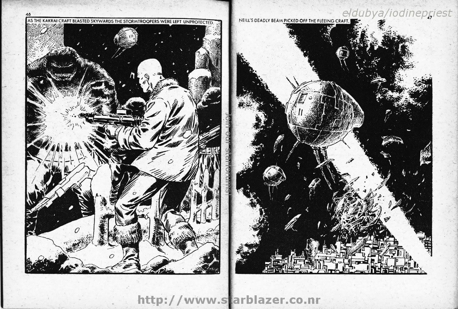 Starblazer issue 59 - Page 25