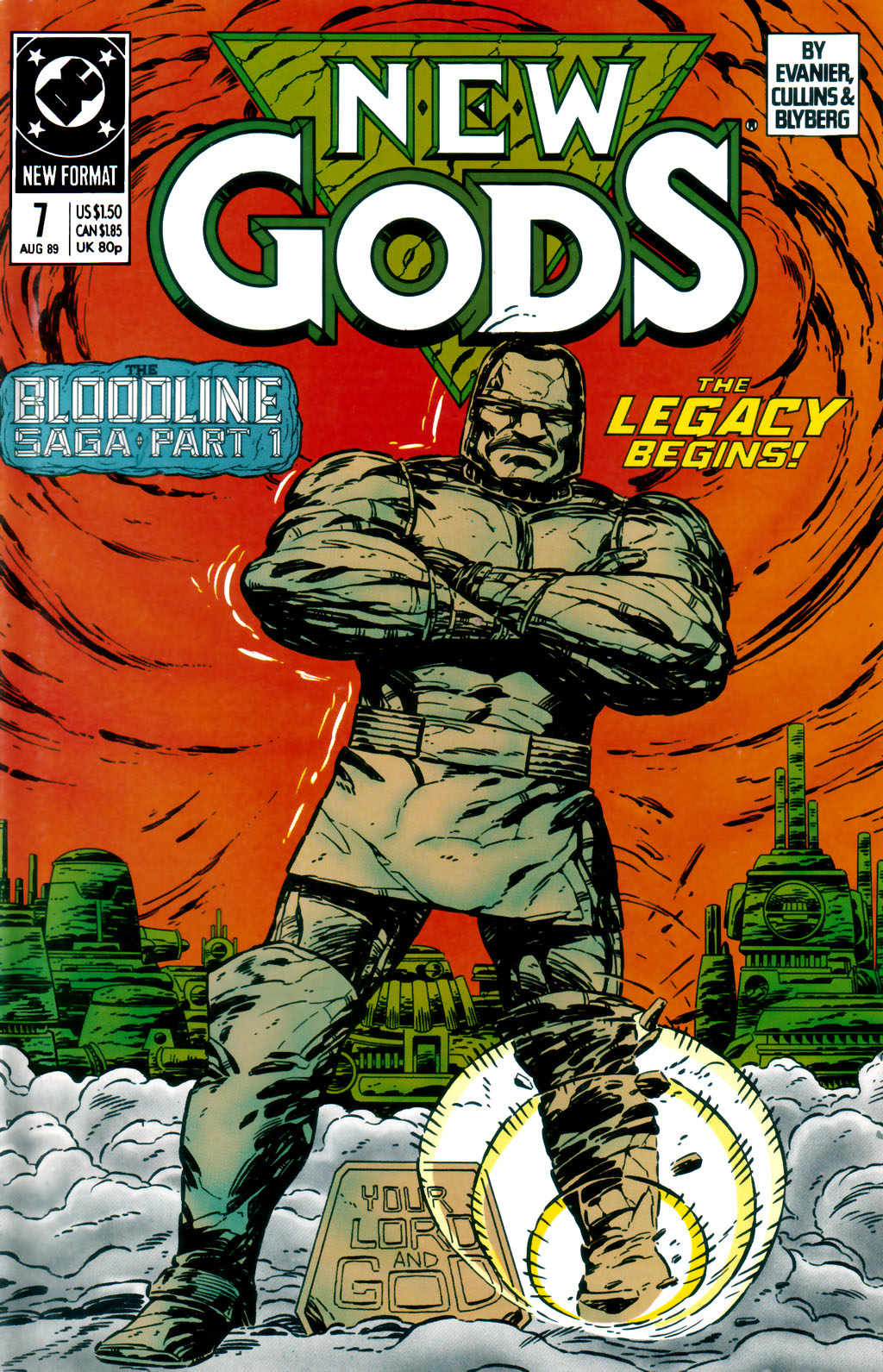 The New Gods (1989) 7 Page 1