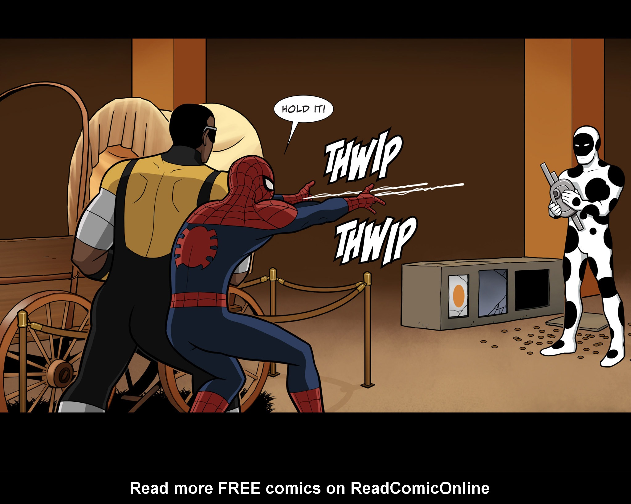 Read online Ultimate Spider-Man (Infinite Comics) (2015) comic -  Issue #8 - 26