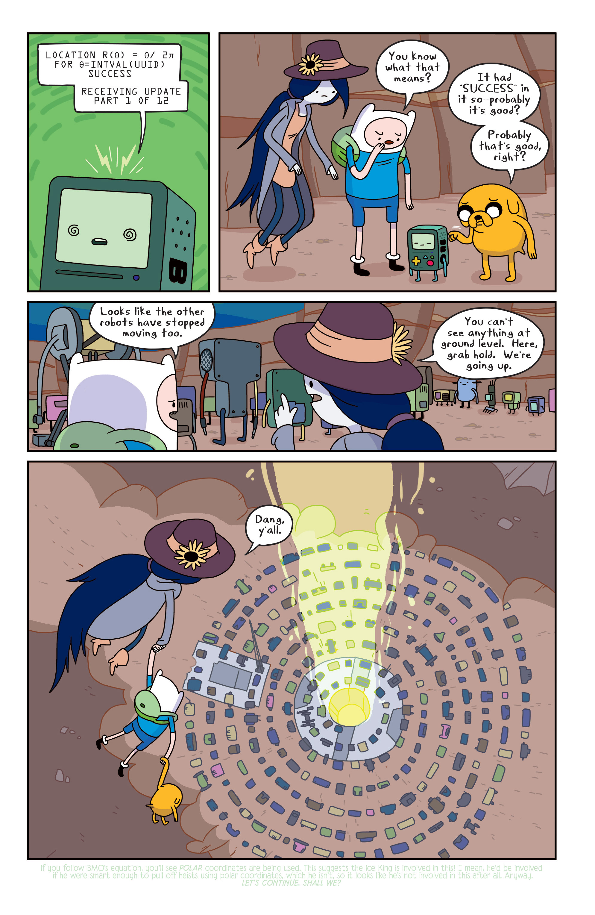Read online Adventure Time comic -  Issue #Adventure Time _TPB 3 - 51