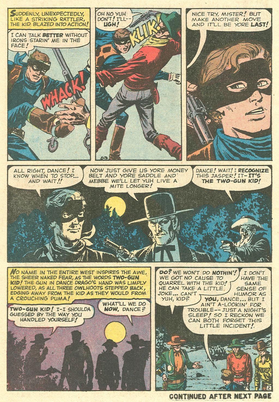 Read online Two-Gun Kid comic -  Issue #99 - 14