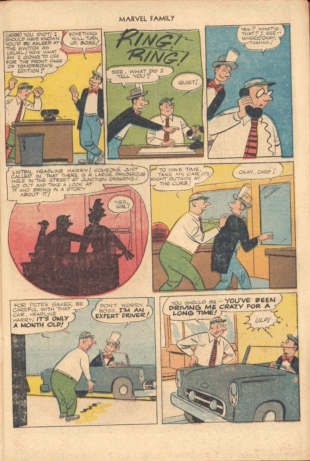 The Marvel Family issue 82 - Page 13