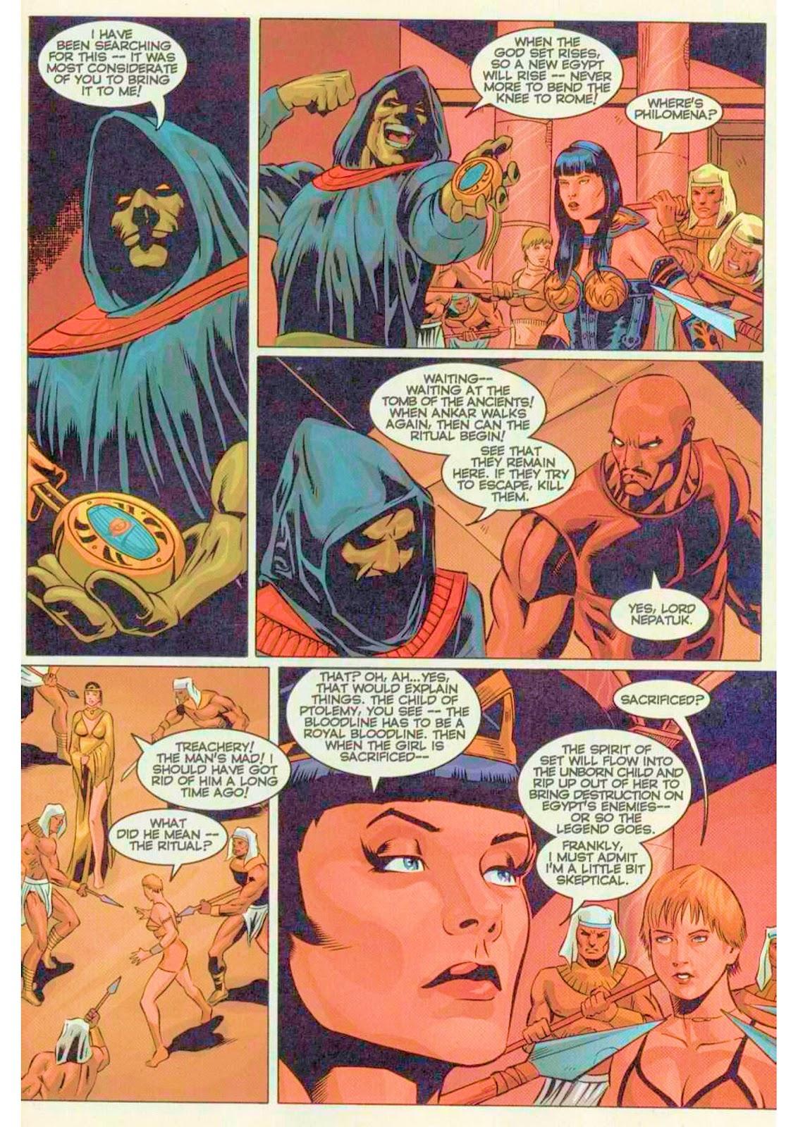 Xena: Warrior Princess (1999) Issue #5 #5 - English 25