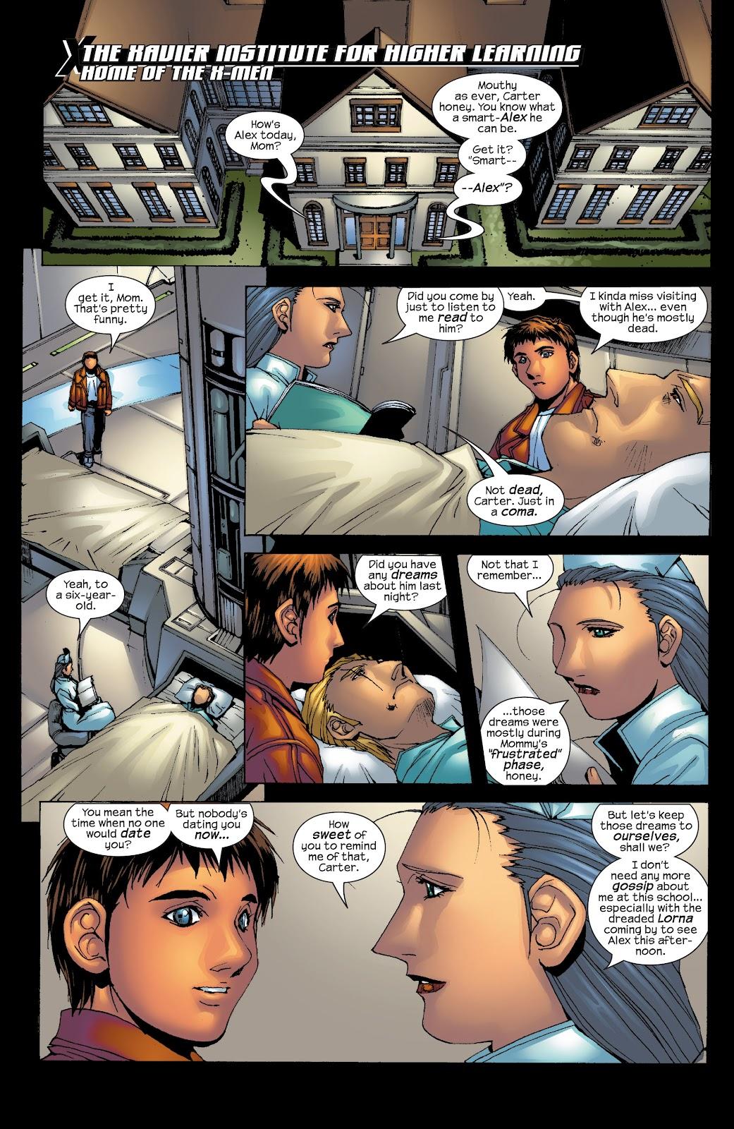 Uncanny X-Men (1963) issue 418 - Page 3