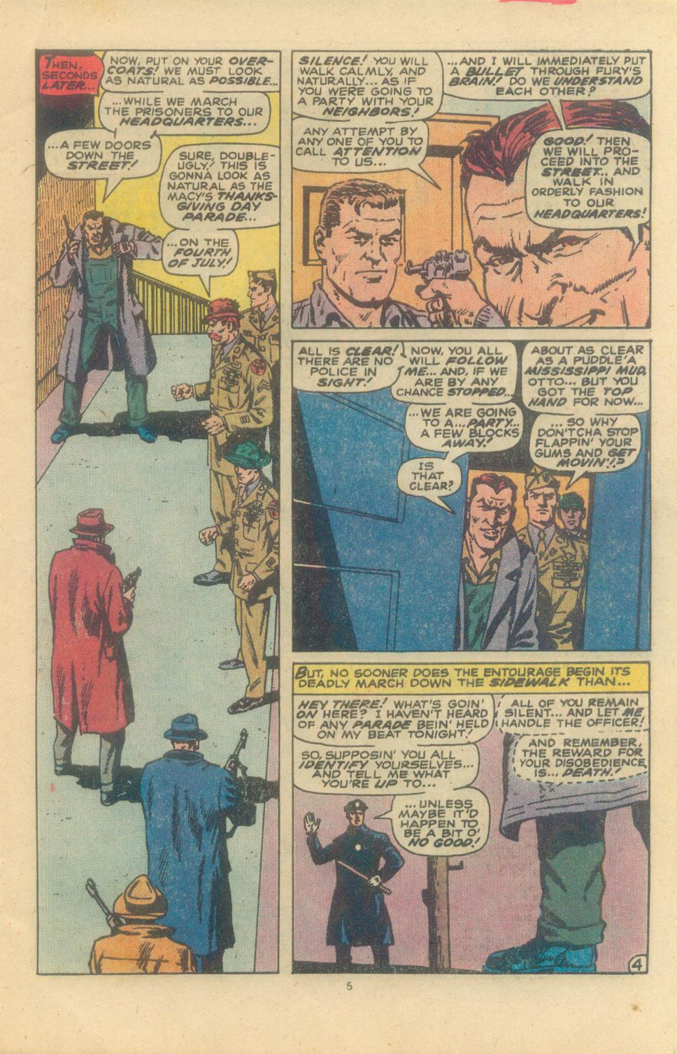 Read online Sgt. Fury comic -  Issue #163 - 7