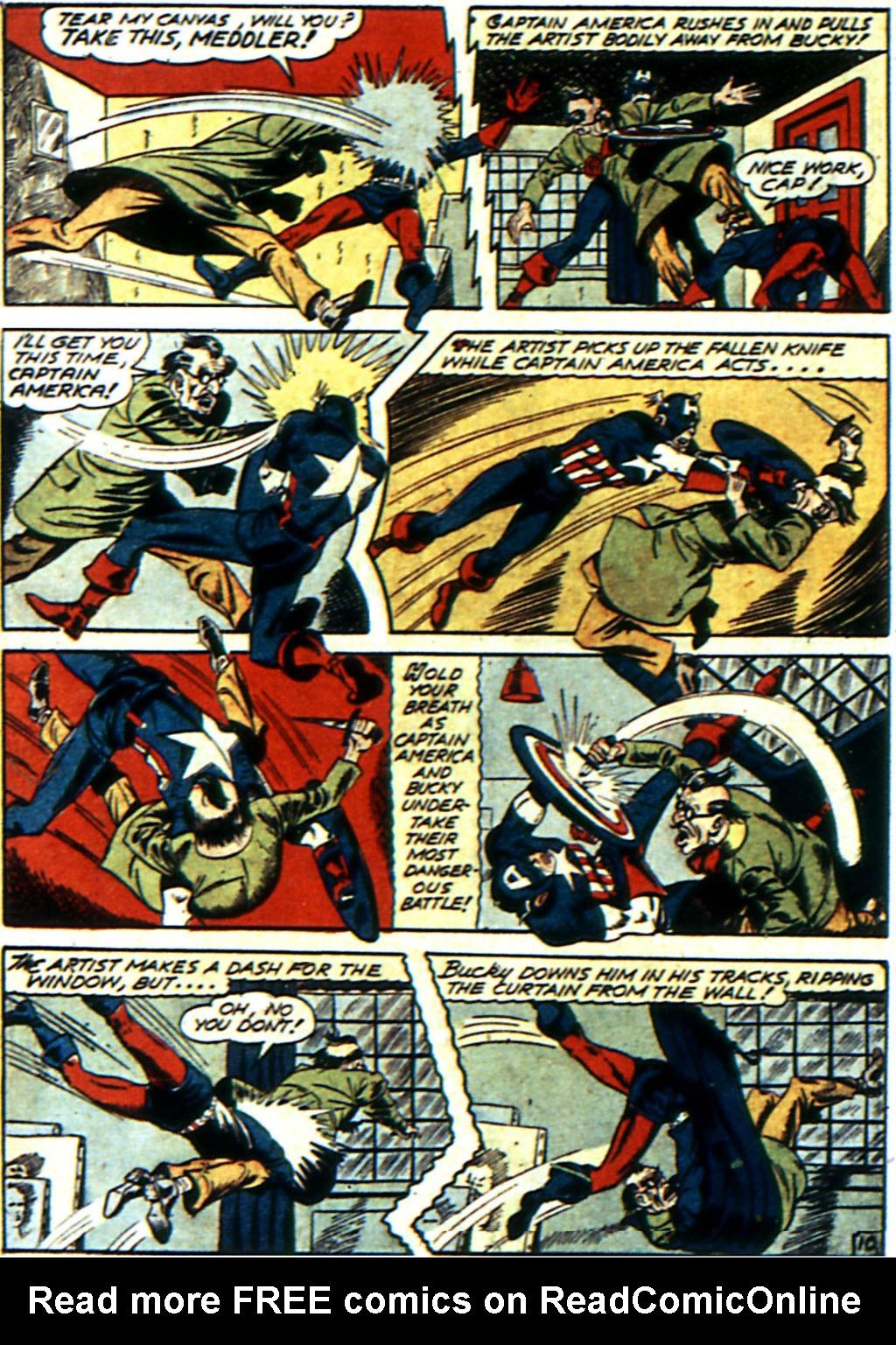 Read online All-Winners Comics comic -  Issue #3 - 25