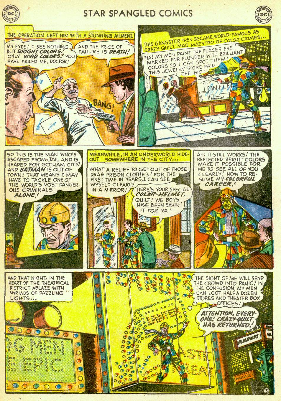 Star Spangled Comics (1941) issue 123 - Page 14