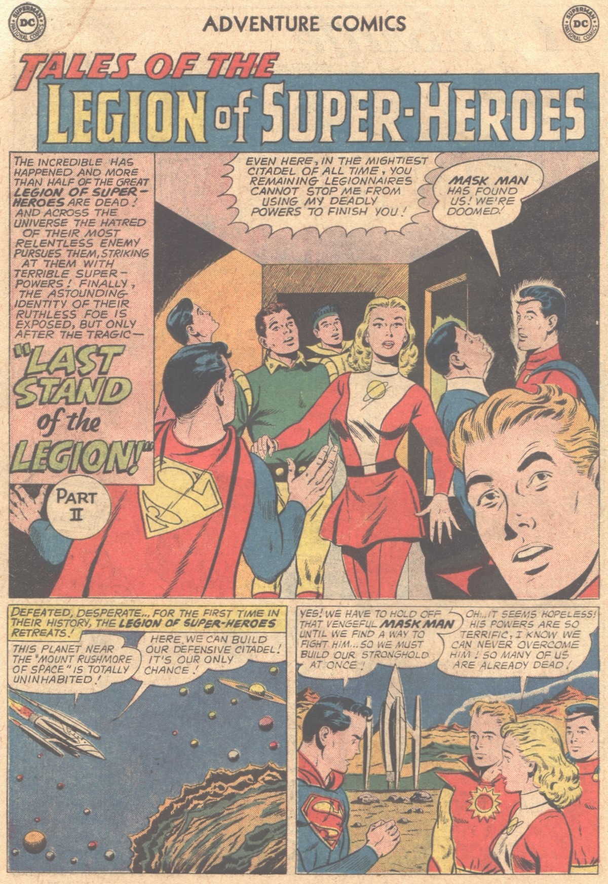 Read online Adventure Comics (1938) comic -  Issue #310 - 14