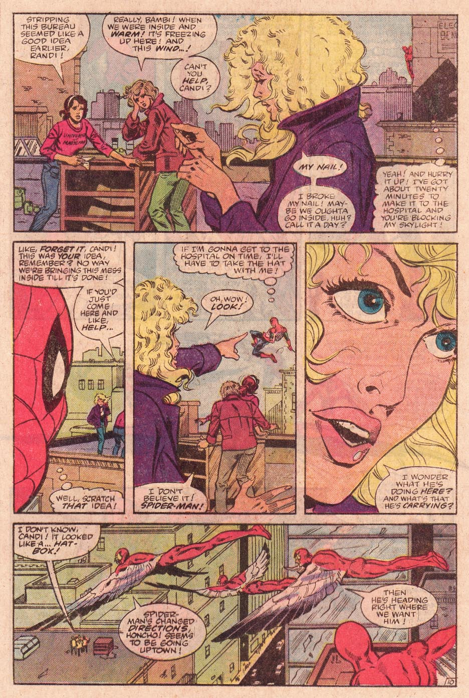 Web of Spider-Man (1985) Issue #2 #12 - English 11