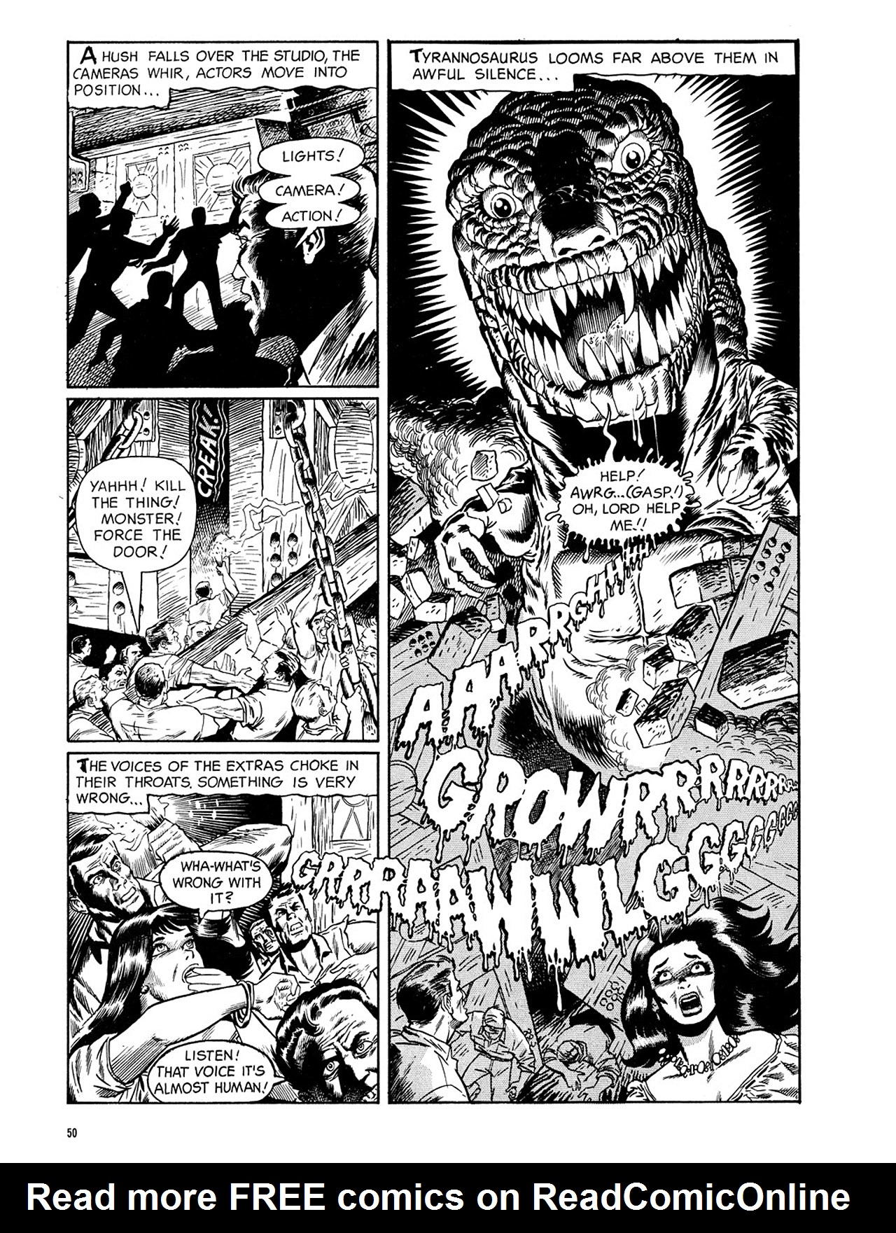 Read online Eerie Archives comic -  Issue # TPB 3 - 51